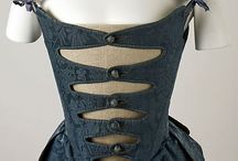 Corsets / Examples of corset design.  / by Julie Pishny