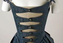 Corsets / Examples of corset design.