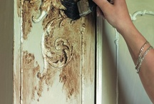 Paint Finishes & Wall Treatments / by Lisa Thorarinson