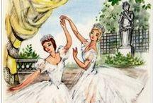 ballet / by Nina Houghton