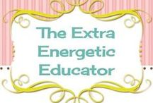 The Extra Energetic Educator Blog Posts / Blog Posts
