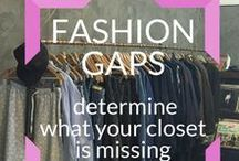 Style Guide / Accessible fashion advice and style guides for women of all sizes and budgets
