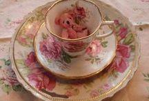 tea time / by Lorraine Cowen
