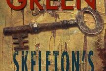 SKELETON'S KEY, Delta Crossroads #2  / With the right motive, anyone can be a killer.  Cage Foster is certain an old grudge is setting him up for murder, but the evidence against him is mounting and time is running out. Yankee newcomer Dani believes she can find the truth before Cage is arrested, but her search for answers will uncover a descent into madness that should have stayed buried.