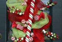 Christmas Wreaths / by PackageFromSanta.com