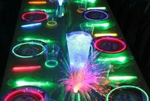 New Year's Eve - Kid Friendly  / Fun and festive ideas for having a kid friendly New Year's Eve with the family. / by PackageFromSanta.com