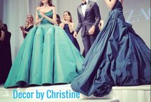 Zac Posen #suzannerogerspresents fashion show in Toronto / Zac Posen