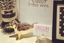 Desk Top Decor / Chic stylish items for your glamorous desk