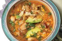 FOOD instant pot / crock pot night