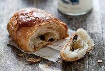 Brioches, buns and sweet breads / by Giulia Scarpaleggia