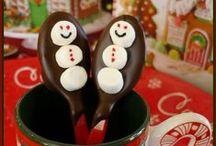 Winter Fun Foods for Kids