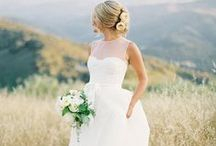 Bride Poses.