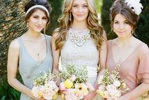 Bridal Party Pose Ideas.