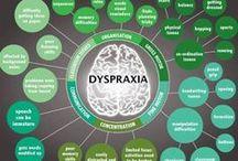 πληροφορίες / πληροφορίες για διάφορες διαταραχές, δεξιότητες, ανάπτυξη