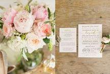 Wedding Bouquets + Floral Inspiration / Wedding bouquet + floral inspiration from favorite MMP weddings!
