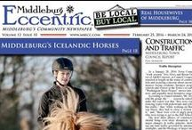 Middleburg Eccentric February 2016 / Middleburg's Community Newspaper ~ Be Local & Bring the community together!