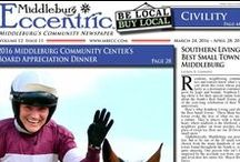 Middleburg Eccentric March 2016 / Middleburg's Community Newspaper ~ Be Local & Bring the community together!