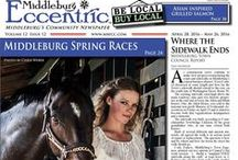 Middleburg Eccentric April 2016 / Middleburg's Community Newspaper ~ Be Local & Bring the community together!