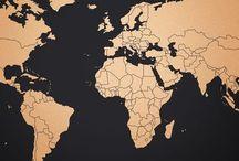 Mapas do Gabriel Toueg / Eu adoro mapas! São uma das melhores formas de aprender sobre história, cultura e fatos sobre o mundo e os outros países. Aqui coleciono alguns mapas bacanas que encontro por aí. Para ler sobre mapas, visite: http://bit.ly/GTmapas
