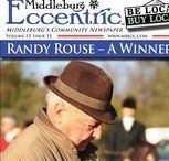 Middleburg Eccentric April 2017 / Middleburg's Community Newspaper ~ Be Local & Bring the community together!