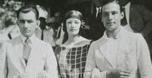 """Married today. Wedding of interest / Married today May 13th 1922. """"Latin Lover"""" and silent actor Rudolph Valentino married Natacha Rambova (Winifred Kimball Shaughnessy) costume and set designer in Mexicali, Mexico."""
