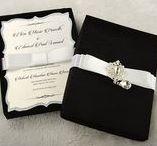 Wedding Invitations. Let them shine / Wedding invitation trends 2018.