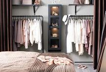 Get Organized / An organized life and an edited closet makes life so much easier!