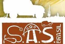 SAS Brasil / O projeto SAS Brasil leva saúde, alegria e sustentabilidade para os Sertões e para comunidades isoladas e populações carentes do país. Vem com a gente!