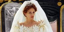 Iconic and Ironic Tiara / We start from the fact that for us all our brides-to-be are princesses, no matter what your style is, few days to go before the royal wedding it looks like everybody's got the royal fever. We all wondering what Meghan will wear on her wedding day, the rumor started seeping out about the designer and about the fact she will have two dresses and there should be a Tiara ... Let's start having some fun dreaming about the most iconic tiaras.