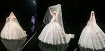 Bridal Trends 2019 - The modern Princess / Fashion Bridal Couture Trends spring 2019. The Modern Princess.  We start from the fact that for us all our brides-to-be are princesses, no matter what your style is, no need to say few days to go before the royal wedding it looks like everybody's got the royal fever. In most of the Bridal Collection I saw there was something fitting for a modern princess.