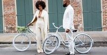 Bridal Trends 2019 - The Bride rocks the jumpsuit / Fashion bridal trend for the next wedding season Spring 2019. The Bride rocks the jumpsuit.