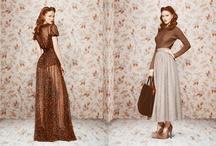 stile - style  / Inspiration for my wardrobe.