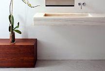 + b a t h r o o m s / Beautiful bathrooms / by Marika Francisco