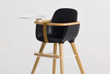 high chairs / cool high chair for the little ones