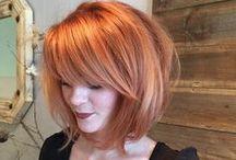hair and makeup / by Megan O'Polka