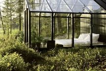 Giardino / Ideas for backyard design, landscaping, & gardening! With maybe a little backyard camping thrown in.