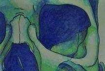art and inspiration! / by Megan O'Polka