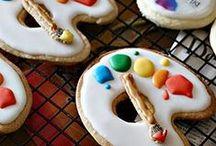cookies / by Megan O'Polka