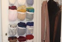 home organization ideas / by Holly Johnson