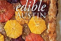 edible COVERS / We don't mind if you judge us by our covers.