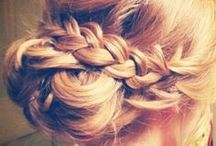 Hair and Makeup  / by Hannah Kloskey