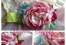 flower crafts / by Holly Johnson