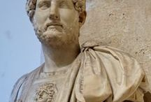 """choosing marble / """"A sculptor wields the chisel, and the stricken marble grows to beauty.""""-----William C. Bryant"""