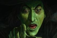 """burn her! / """"Woe to those Who spurn what goodness is They are shown No one mourns the wicked."""" - """"Wicked"""" the musical"""