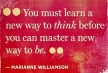 Words of Wisdom / by Celine M.