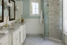 Future House - Bathrooms / by Cathy O'Brien