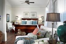 Master Bedroom / by Hannah Kloskey