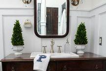 Guest Bathroom / by Hannah Kloskey