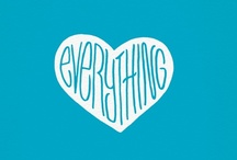 """Everything / Based on Mary DeMuth's book, """"Everything"""", this board is ALL that Jesus is to me, EVERYTHING!"""
