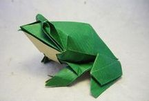 Origami, Quilling & Paper Crafts / by Lisa Farmer